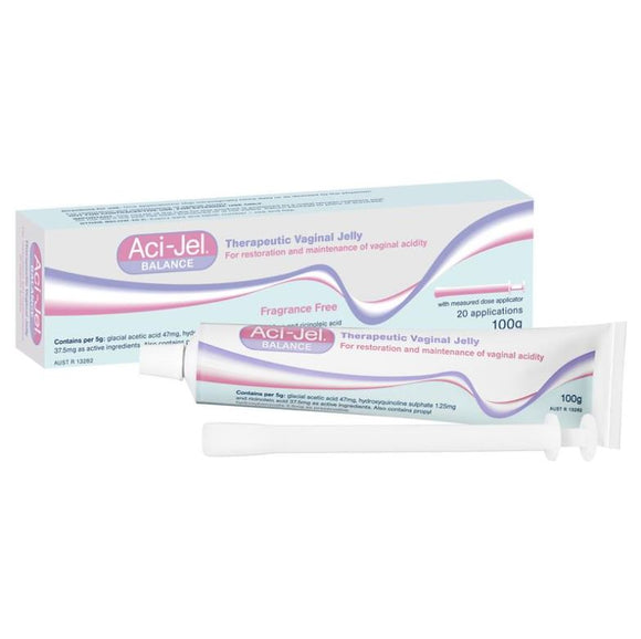 Aci-Jel Vaginal Jelly 100g