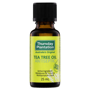 Thursday Plantation Tea Tree Oil Antiseptic Multipurpose Liquid 25ml