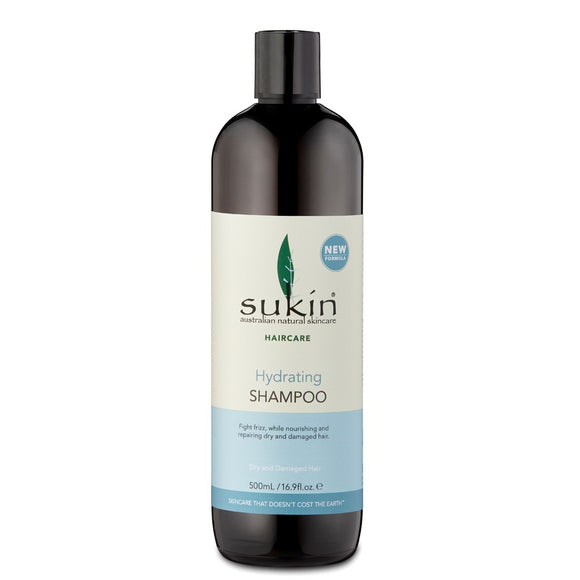 Sukin Hydrating Shampoo 500ml