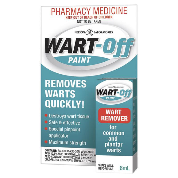 Wart Off Paint 6ml