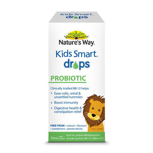 Nature's Way Kids Smart Drops Probiotic 20ml