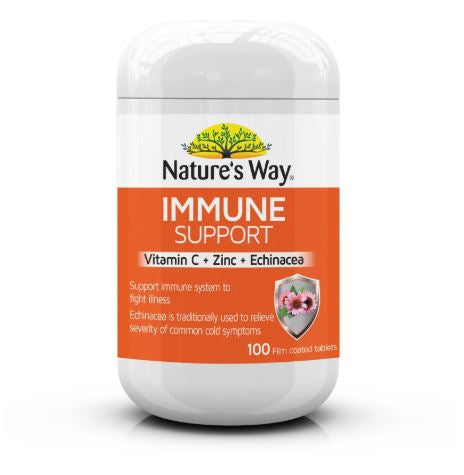 Nature's Way Immune Support 100 Tablets