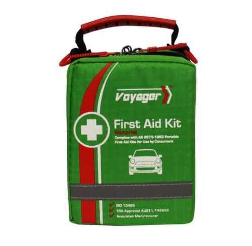 Voyager 2 Series – First Aid Kit Versatile (Green Softpack Small)