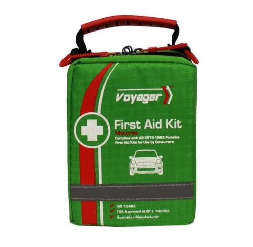 Voyager 2 Series First Aid Kit Versatile (Green Softpack Small)