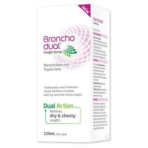 Bronchodual Cough Syrup 120ml