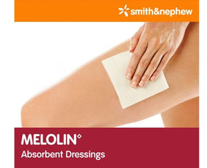 Melolin 10cm x 10cm Absorbent Dressing (Single)