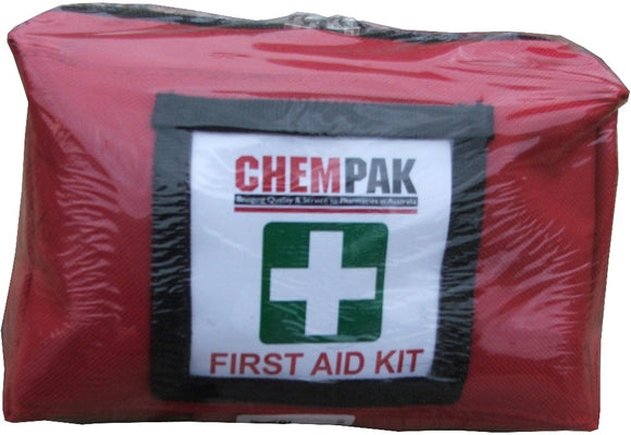 Chempak First Aid Kit Medium Pouch