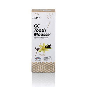 GC Tooth Mousse Vanilla 40g