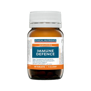 Ethical Nutrients IMMUNE DEFENCE TAB 30