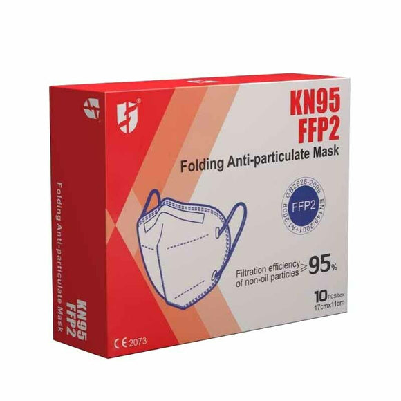 KN95 Face Mask 10 pack
