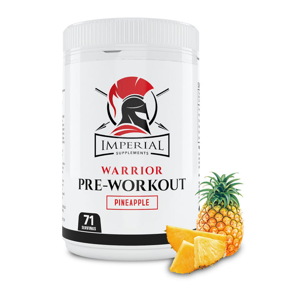Warrior Pre-Workout - 250 grams/71 Serves