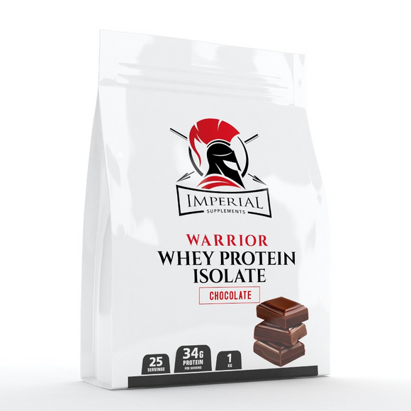 Warrior Whey Protein Isolate - 1KG