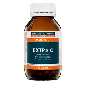 Ethical Nutrients IMMUZORB Extra C Tablets 60 Tablets