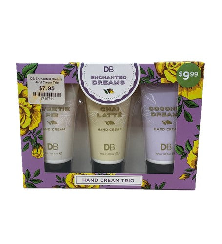 DB Enchanted Dreams Hand Cream Trio