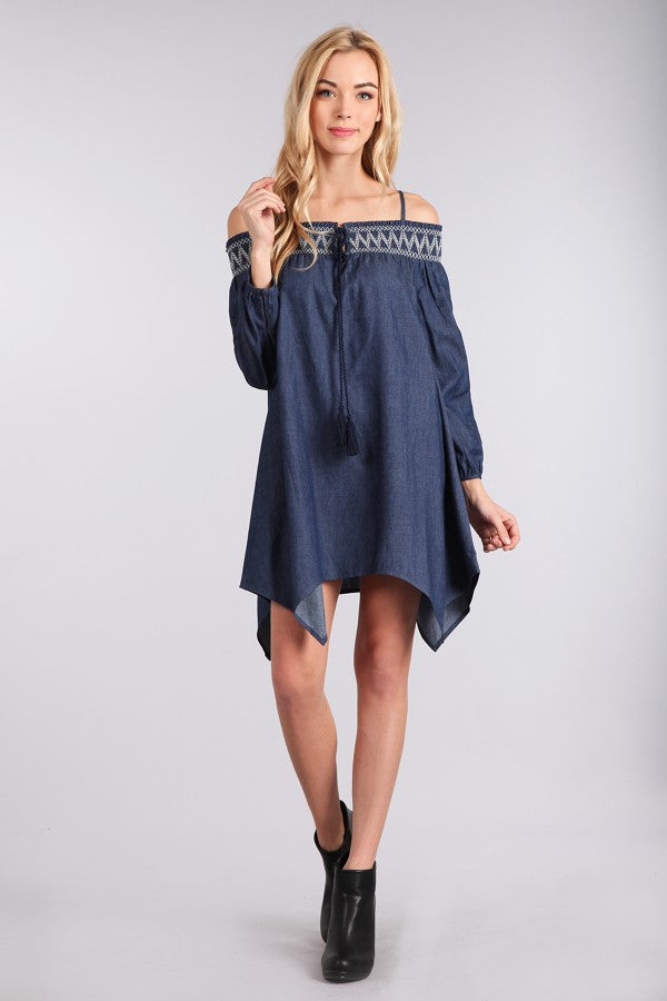 Nora Jean Dress/Tunic