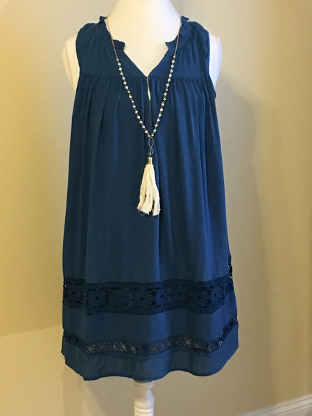 Ella Sleeveless Dress