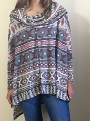 DAKOTA OFF SHOULDER BOHO TUNIC