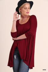 Heather Tunic Curvy