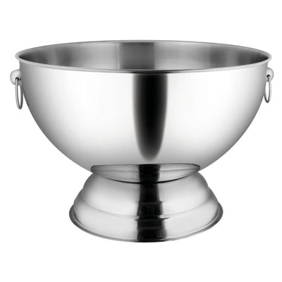 1/2 Gallon Punch Bowl, Stainless Steel