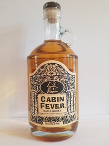 Cabin Fever Maple Flavored Whisky