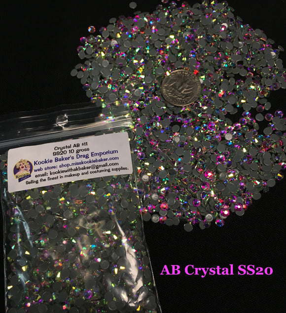 SS20 (5mm) Crystal Hotfix Rhinestone
