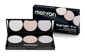 Mehron Highlight-Pro Cool Palette