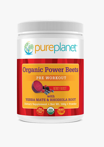 Organic Power Beets Pre Workout