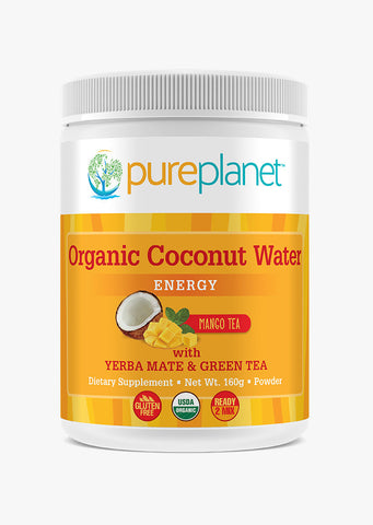 Organic Coconut Water Energy