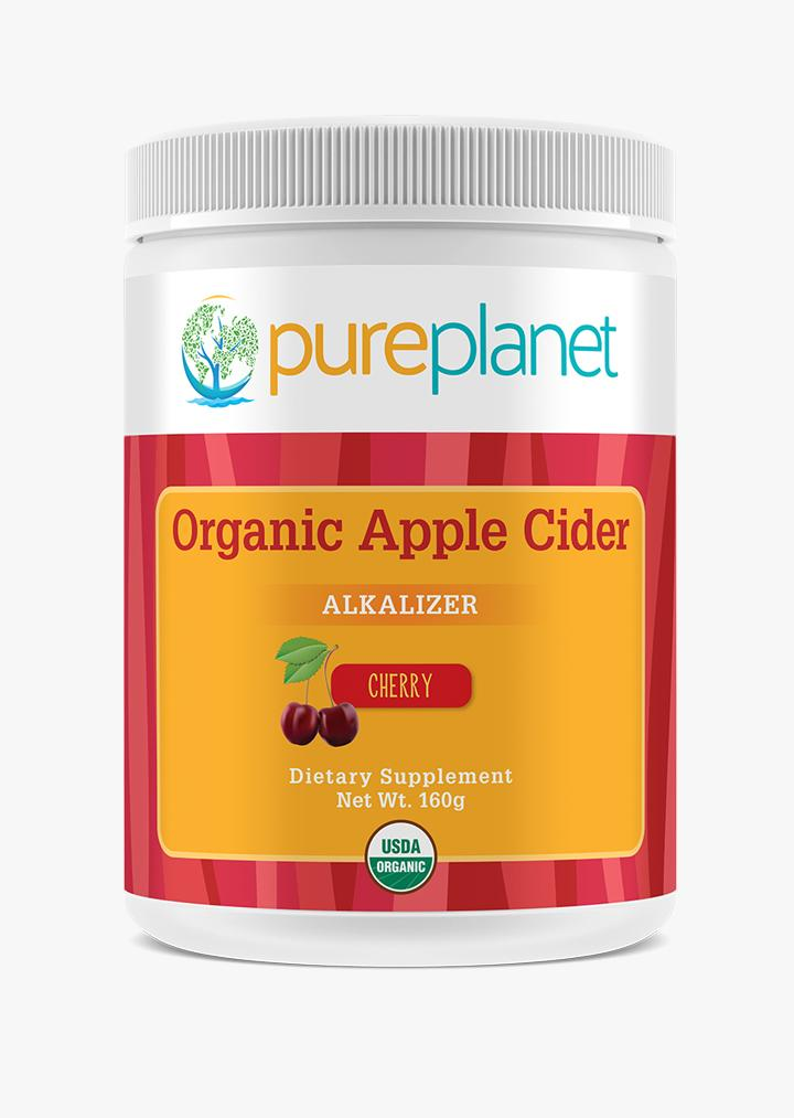 Pure Planet Organic Apple Cider Alkalizer