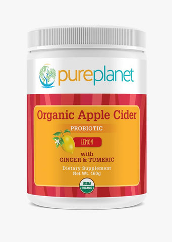 Organic Apple Cider Probiotic