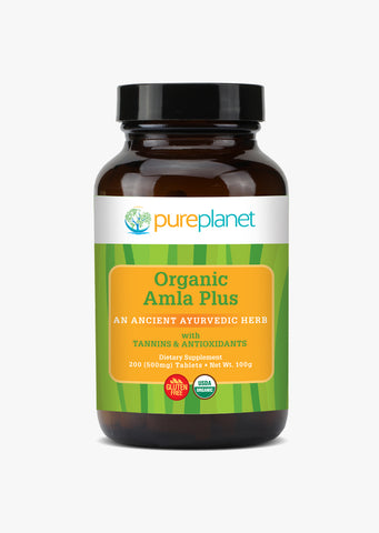 Amla Nutrition Benefits