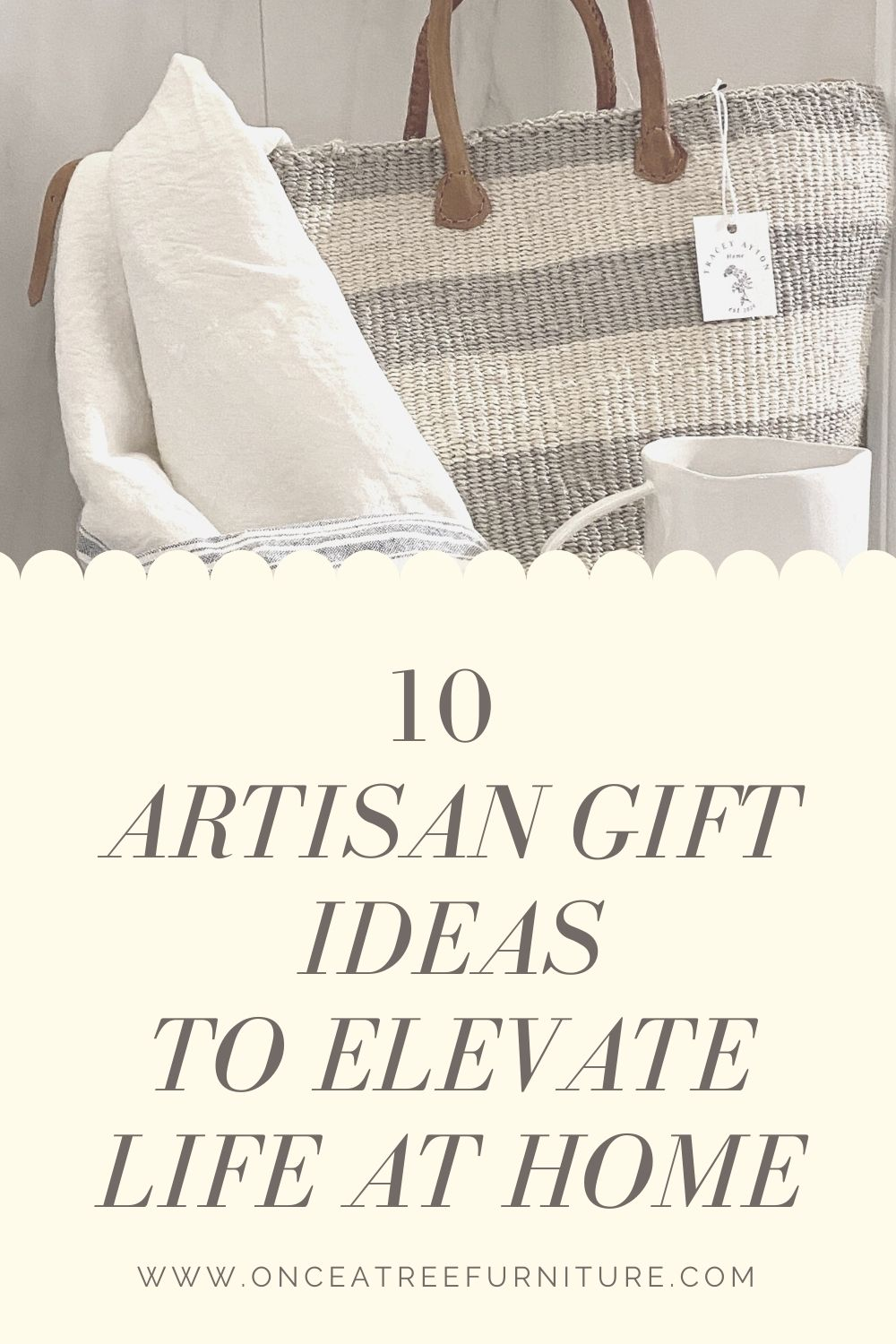 10 Artisan Gift Ideas to Elevate Life at Home