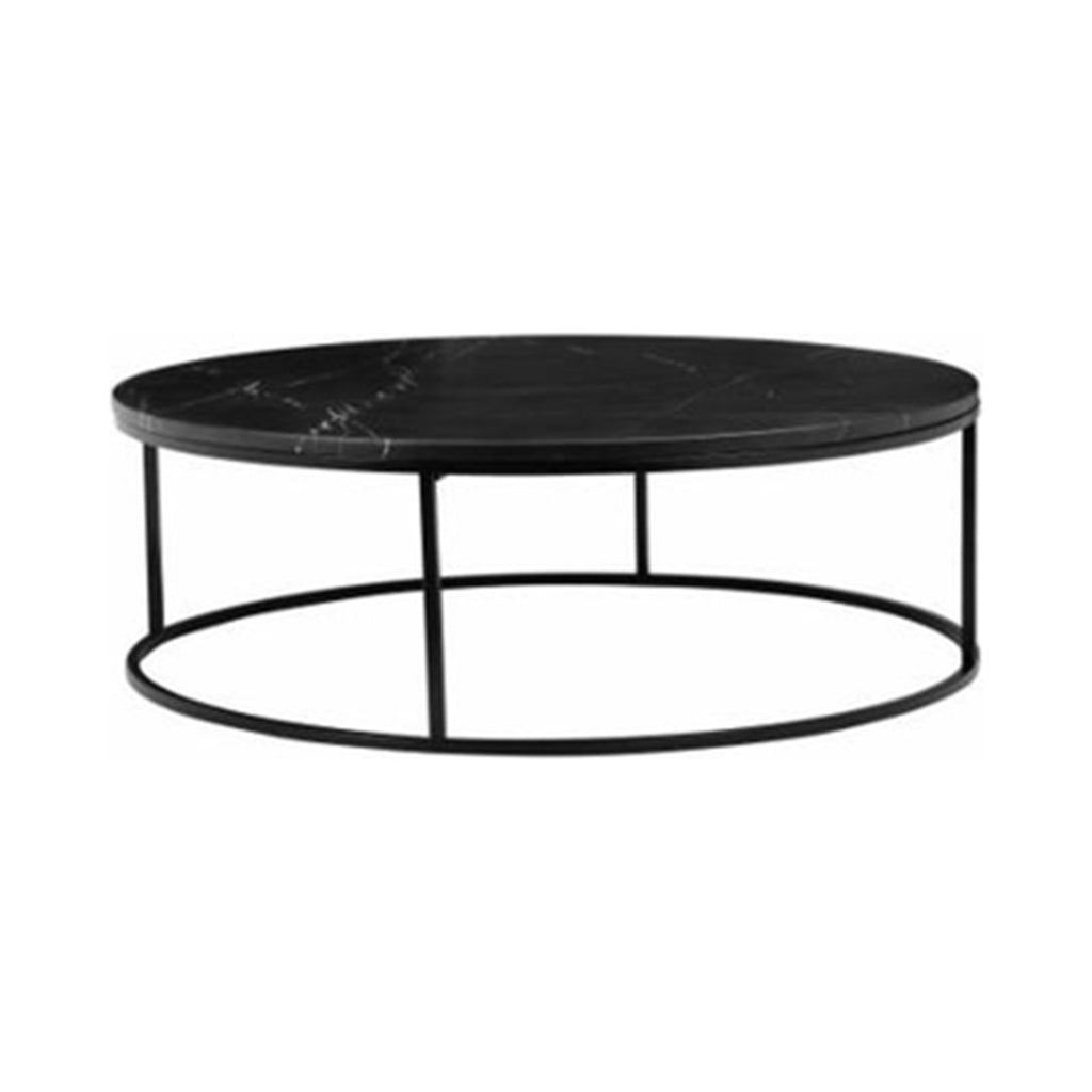 ONIX ROUND COCKTAIL TABLE