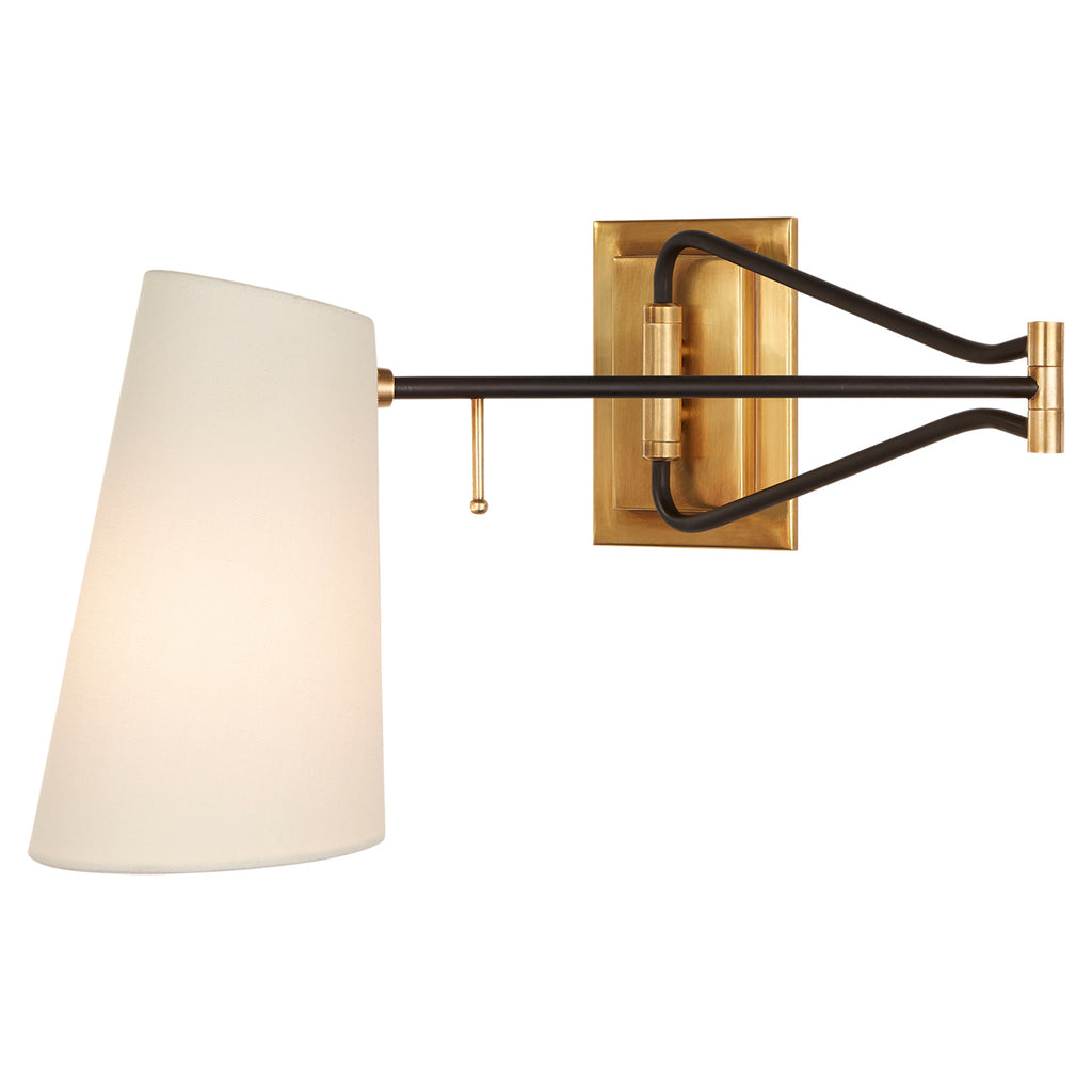 KEIL SWING ARM WALL LIGHT