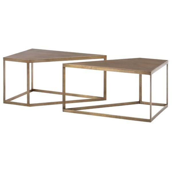 AUSTIN SET OF 2 COCKTAIL TABLES