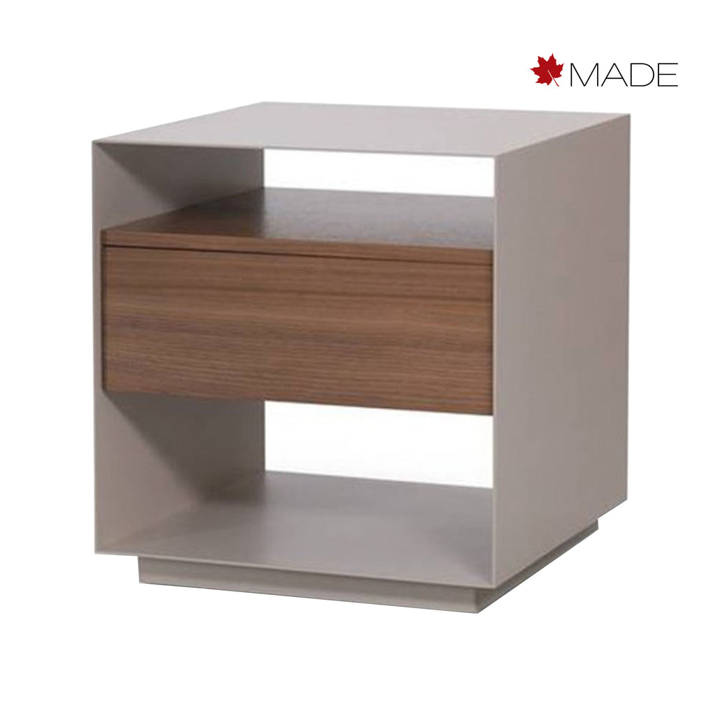 BOULEVARD 1 DRAWER NIGHT STAND