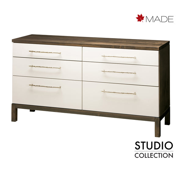 CARMEN 6 DRAWER DRESSER