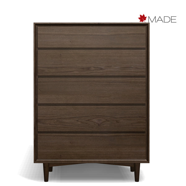 JENSEN 5 DRAWER CHEST