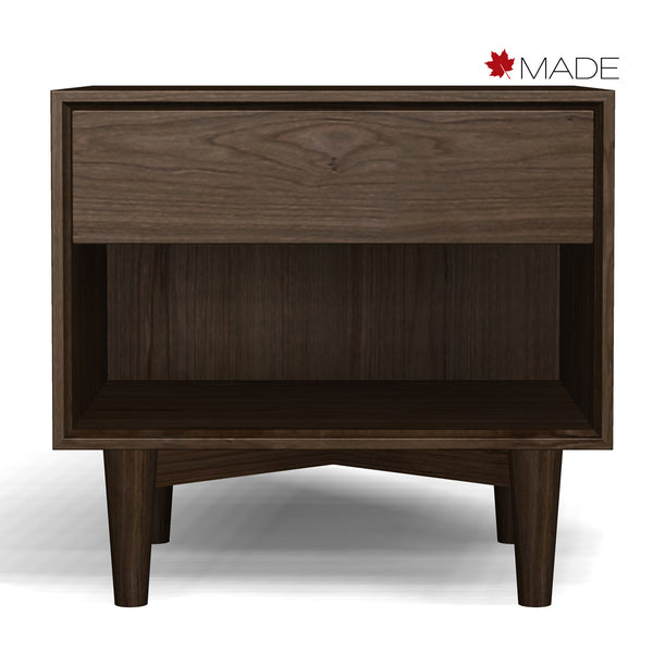 JENSEN 1 DRAWER NIGHT STAND