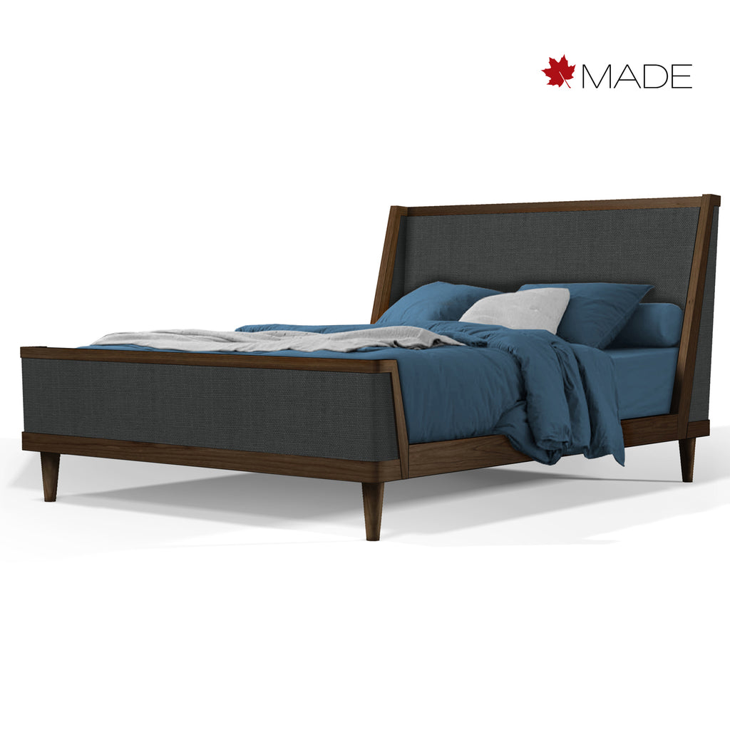 JENSEN SHELTER BED W/ FOOTBOARD