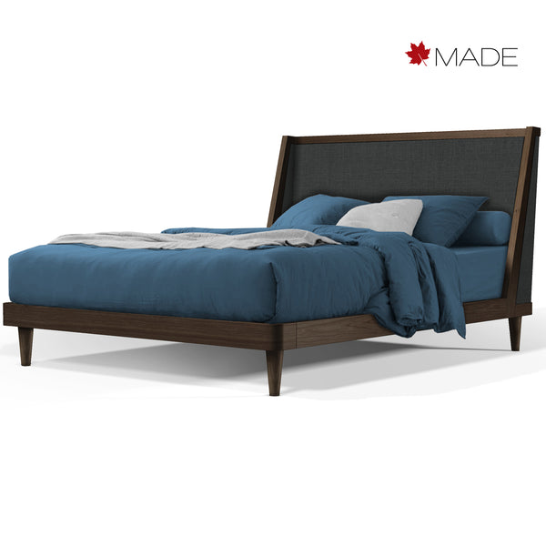 JENSEN SHELTER BED W/ EURO FOOTBOARD