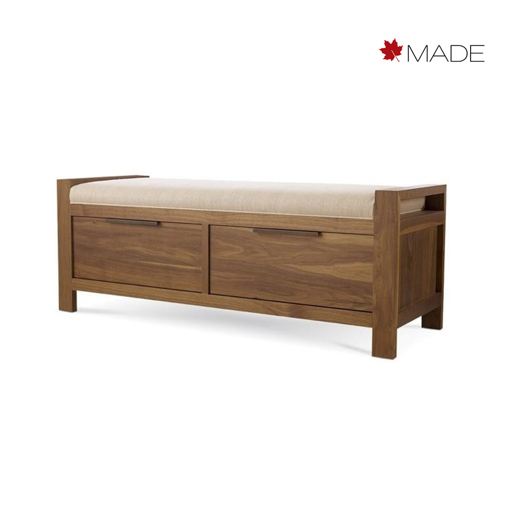 PHASE STORAGE BENCH
