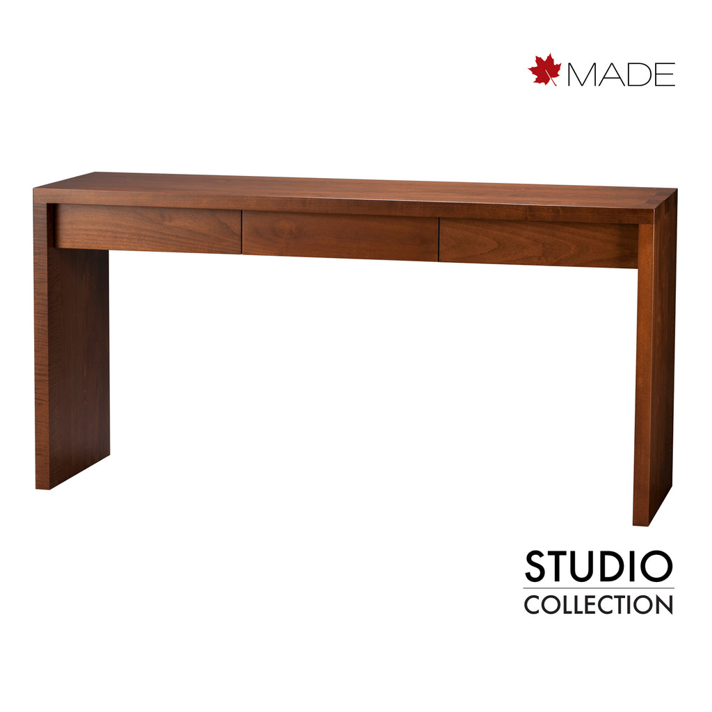 SOHO SOFA TABLE WITH DRAWERS