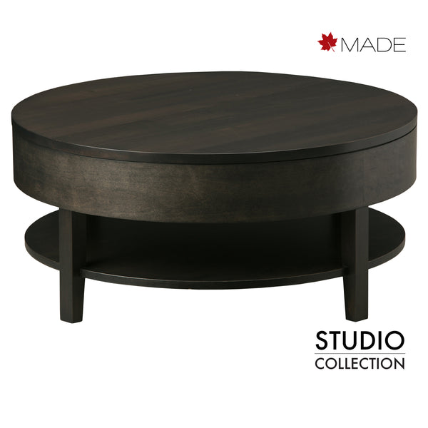 WESTGATE ROUND COFFEE TABLE