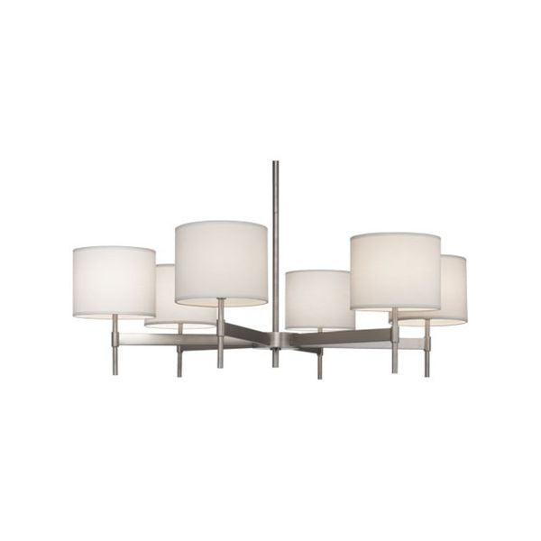 ECHO 6 LIGHT CHANDELIER