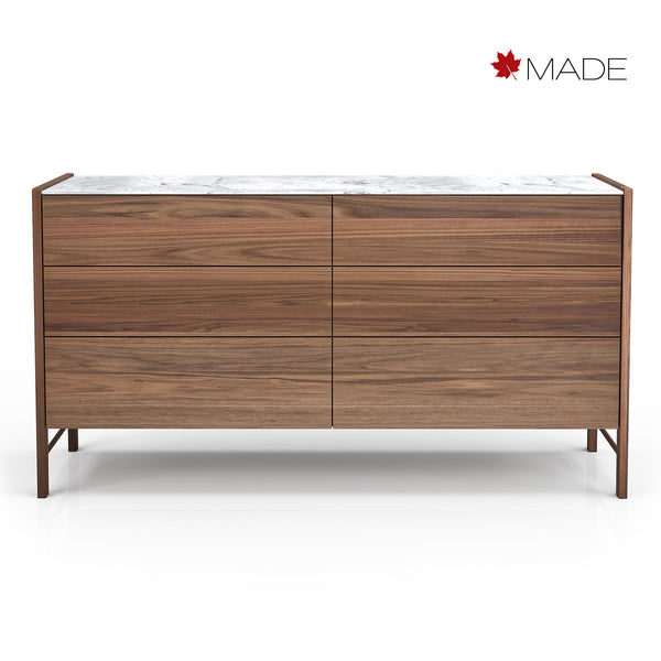 FRIDA 6 DRAWER DRESSER
