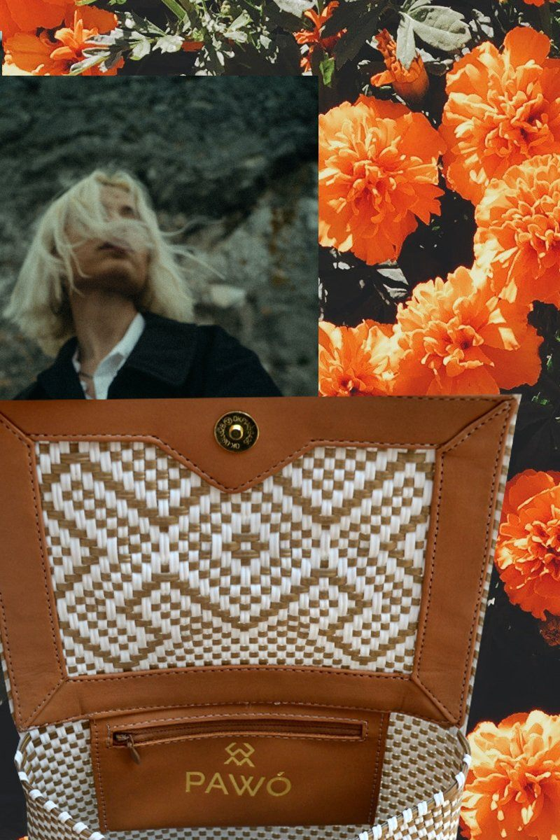 Cangrejo clutch bag