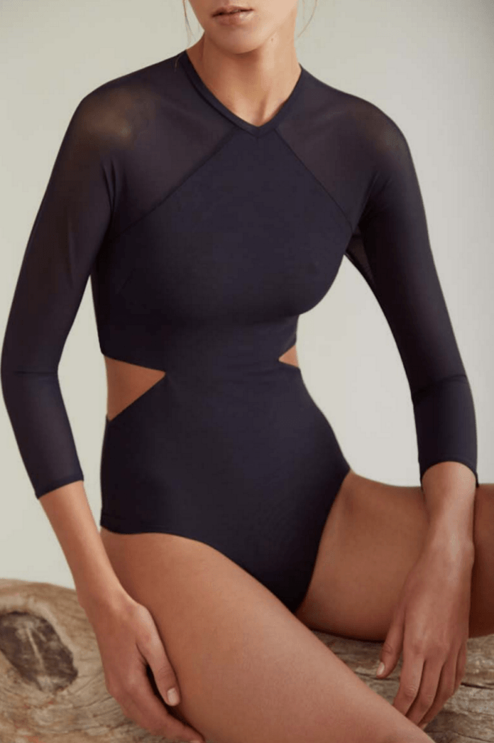 Sue Sleeved Bodysuit