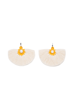Flor texcoco earrings