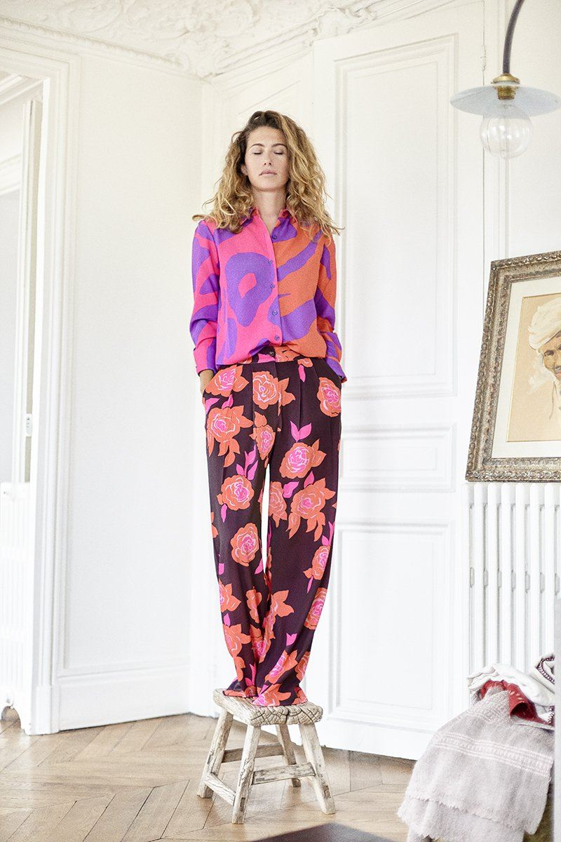 Spice Rosa Trousers